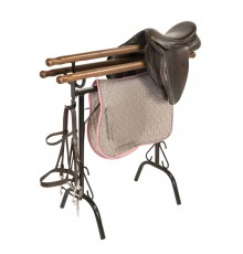 Retro Saddle Horse