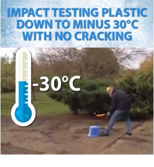 IMPACT TESTING PLASTIC