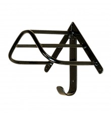 Black STUBBYFINE coated steel construction. Also available as a complete set of 4; please see S21...
