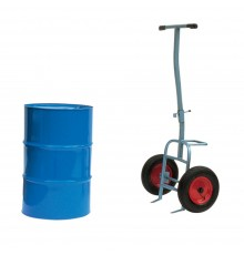 Makes amazingly light work of moving 205 litre (45 gallon) steel drums up to a weight of 250kg - ...