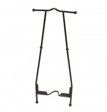 Elegant, traditional styled, boot jack and scraper in a one piece robust frame. Perfect for use a...