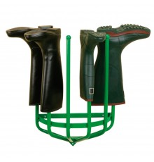 In proud style, rubber boot storage takes a giant leap forward! Generous size with solid wrought ...