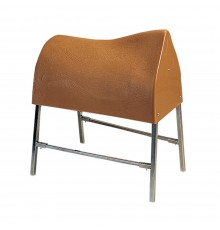 A quality product for the classy showroom, this is moulded in light Brown fibreglass and mounted ...