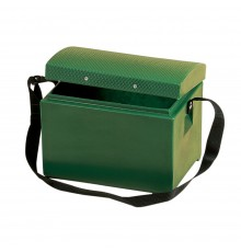 Respected by professionals this is really tough and has a reinforced lid and adjustable length, b...