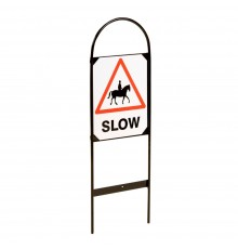 Target fast traffic with these simple double-sided signs. Based on an enlarged STUBBS dressage ma...