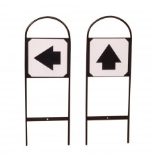 These answer the needs of event organisers. They are based on standard STUBBS dressage markers wi...