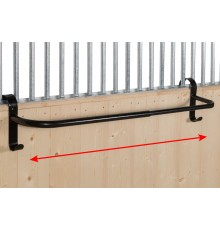 Great new extendable rug rail that is even easier to use outside the stall. Great for shows too. ...