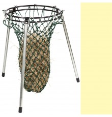 Filling nets has never been easier, no matter where the hay is. Heavy enough for stability yet li...