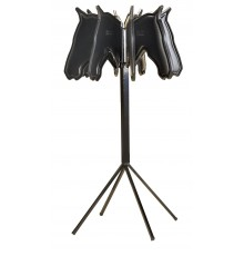 Superb 8 bridle presentation for the special centre piece that is also space conscious and does n...
