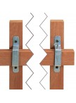 SLIP RAIL BRACKET SET