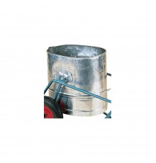 Extra container for S2270 Swing Water Barrow. Heavy duty steel, hot dip galvanised for long life....