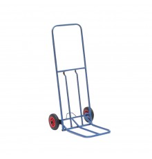 Ideal for use at shows as well as in the yard for bales, sacks and buckets etc. Folds flat. Light...