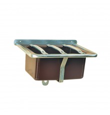 Exactly as the S33 Detachable Foal Feeder but minus the wall bracket. (The standard manger includ...
