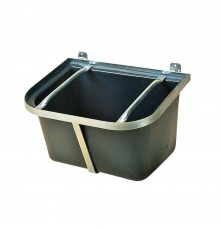 Our only straight-wall fixed manger. Frame incorporates front support strap. Otherwise similar co...