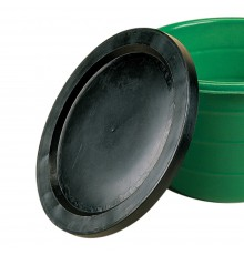 Heavy duty lid to suit S44LH Feed Bin. Not just a lid, this also makes the feed bin shower proof ...