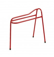 Used by shops for displaying saddles, and riders for saddle storage in the tack room. Lightweight...