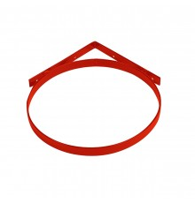 Light duty steel construction. STUBBYFINE coated Red or Black. Suit S85 and most normal buckets.