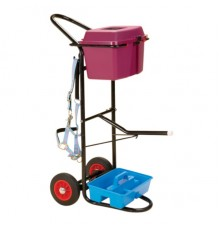 A real eye catcher, this smart trolley performs as well as it looks and is a master of all functi...