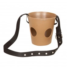 Hard wearing and comfortable muzzle for the horse to wear. Produced in tough STUBBYTHENE and hand...