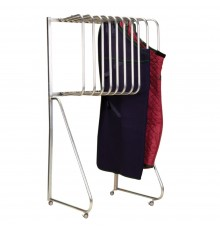 Ideal to use as a display item within a retail environment or on the yard to store/dry a multitud...
