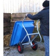 A natural progression from our outstanding and most popular barrow. Stunningly easy to operate by...